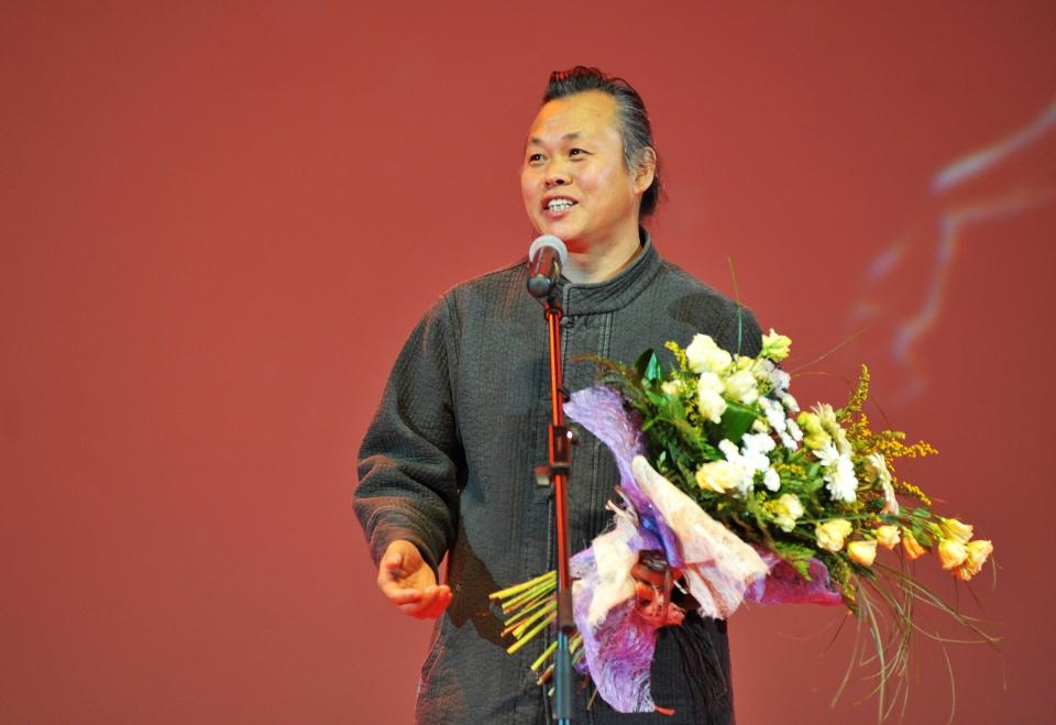 звездная дорожка VII Международный кинофестиваль «Евразия» Ки-Дук Ким,
