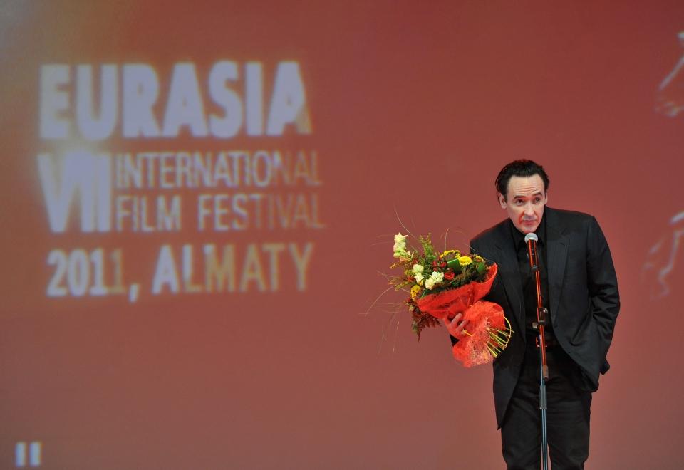 звездная дорожка VII Международный кинофестиваль «Евразия» Джон Кьюсак,