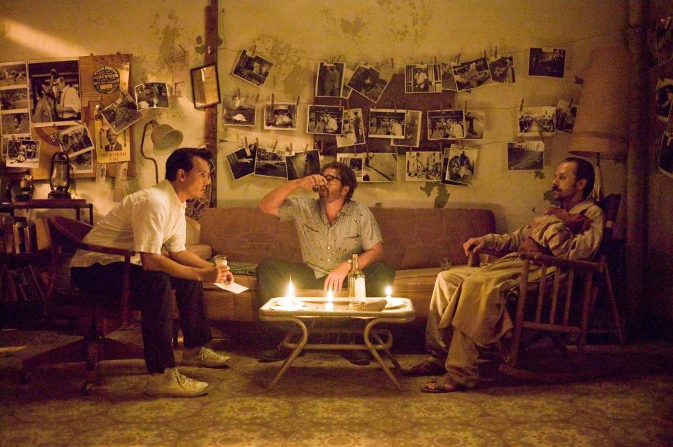 кадры из фильма Ромовый дневник Джонни Депп, Майкл Рисполи, Джованни Рибизи,