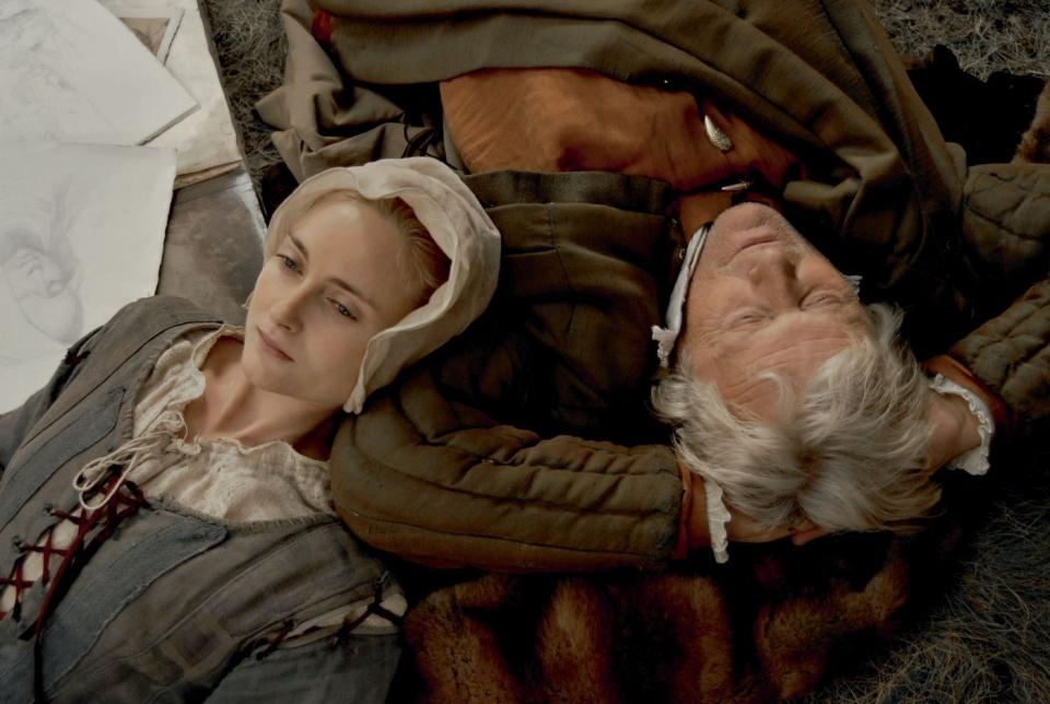 кадры из фильма Мельница и крест Рутгер Хауэр,