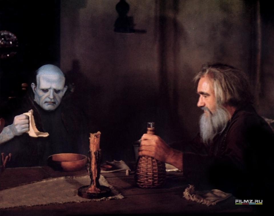 со съемок Молодой Франкенштейн Питер Бойл, Джин Хэкмен,