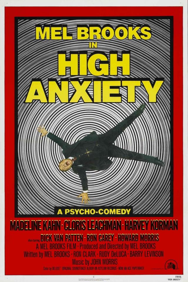 плакат фильма постер Страх высоты