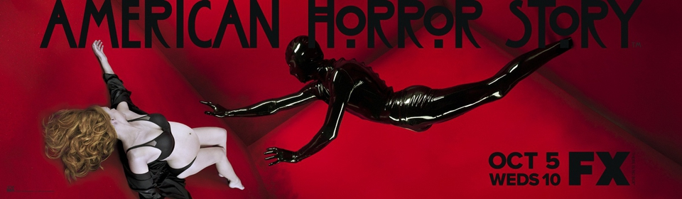 плакат фильма тизер баннер Американская история ужасов