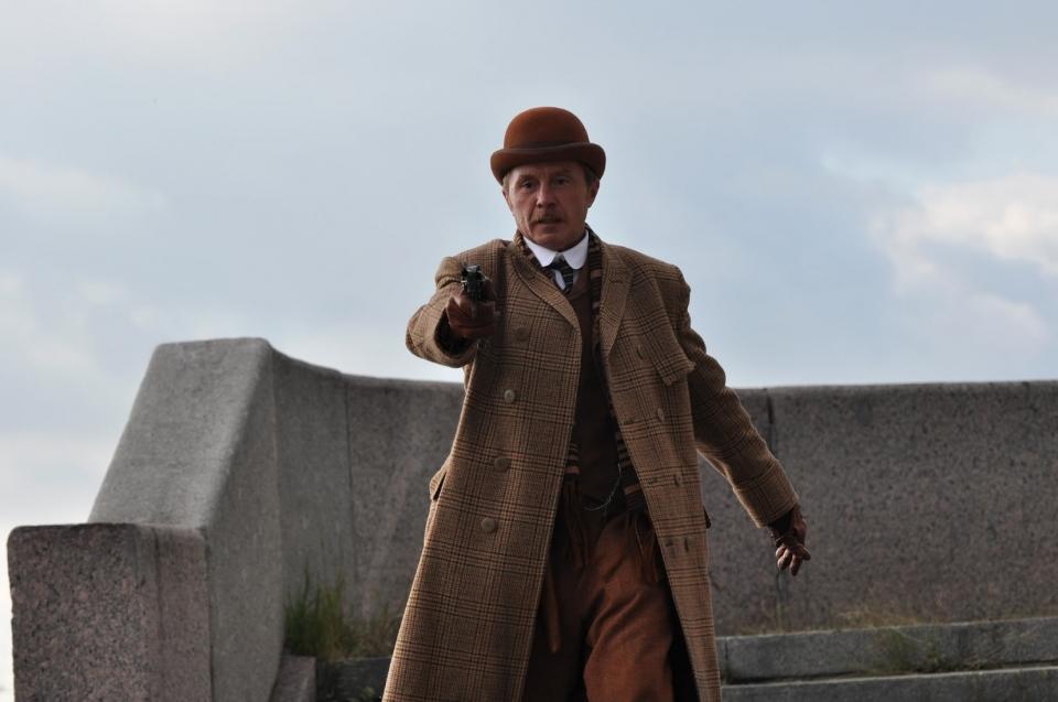 кадры из фильма Шерлок Холмс Андрей Панин,