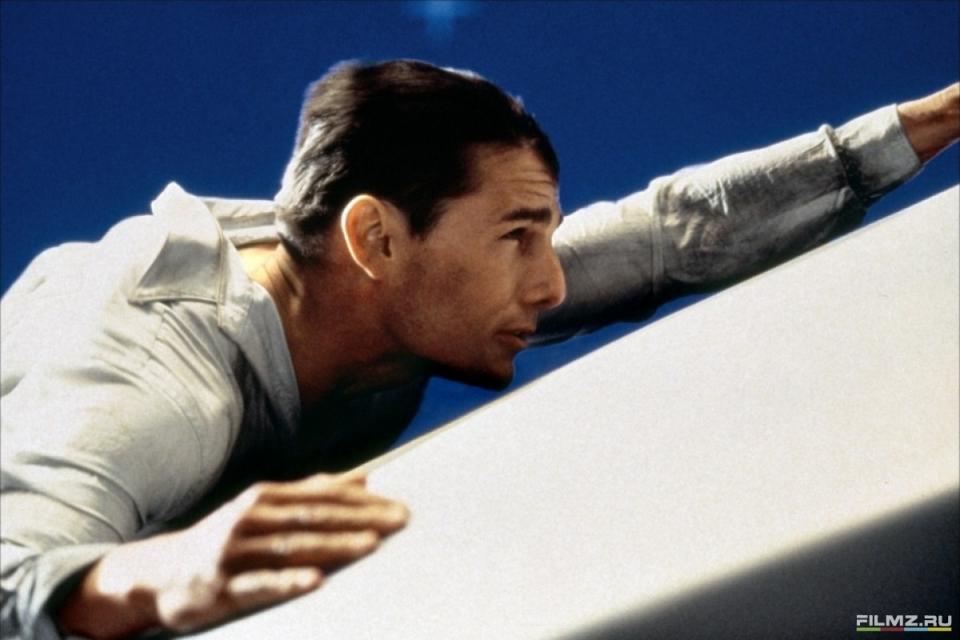 кадры из фильма Миссия: Невыполнима Том Круз,