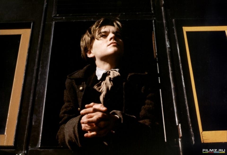 кадры из фильма Полное затмение Леонардо ДиКаприо,