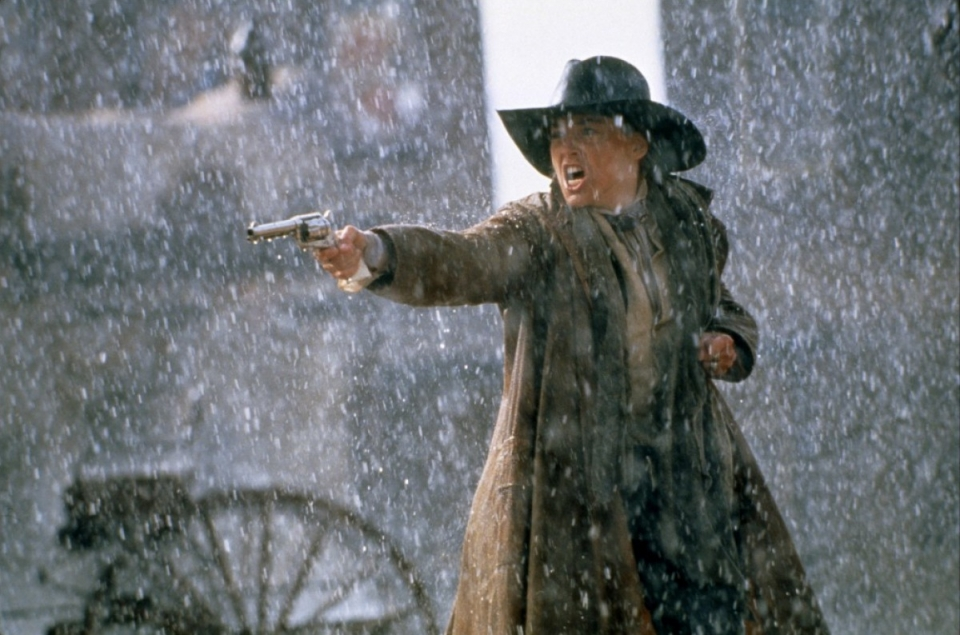 кадры из фильма Быстрый и мертвый Шэрон Стоун,