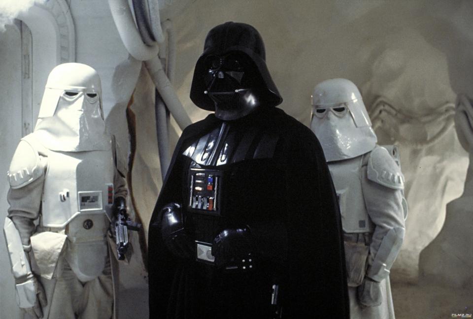 кадры из фильма Звездные войны: Эпизод V — Империя наносит ответный удар