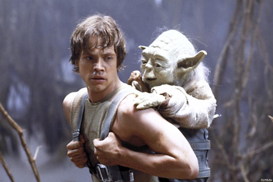 кадры из фильма Звездные войны: Эпизод V — Империя наносит ответный удар Марк Хэмилл,