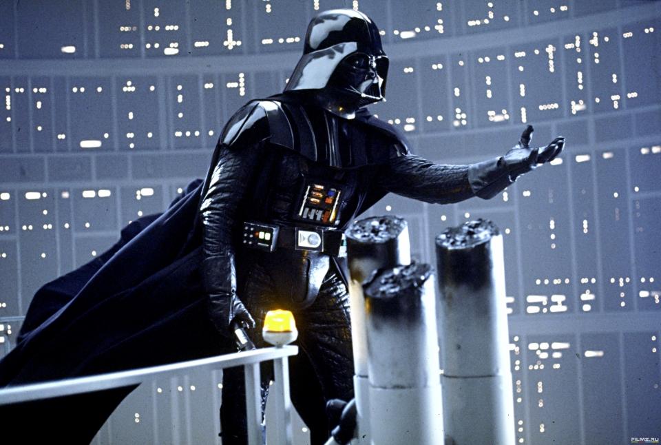 кадры из фильма Звездные войны: Эпизод V — Империя наносит ответный удар Дэвид Проуз,
