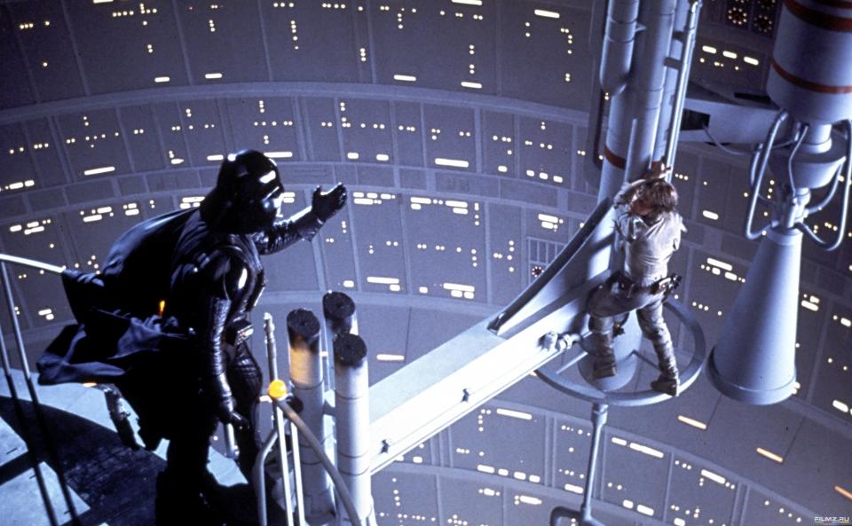 кадры из фильма Звездные войны: Эпизод V — Империя наносит ответный удар Марк Хэмилл, Дэвид Проуз,