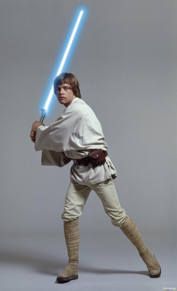 промо-слайды Звездные войны: Эпизод V — Империя наносит ответный удар Марк Хэмилл,