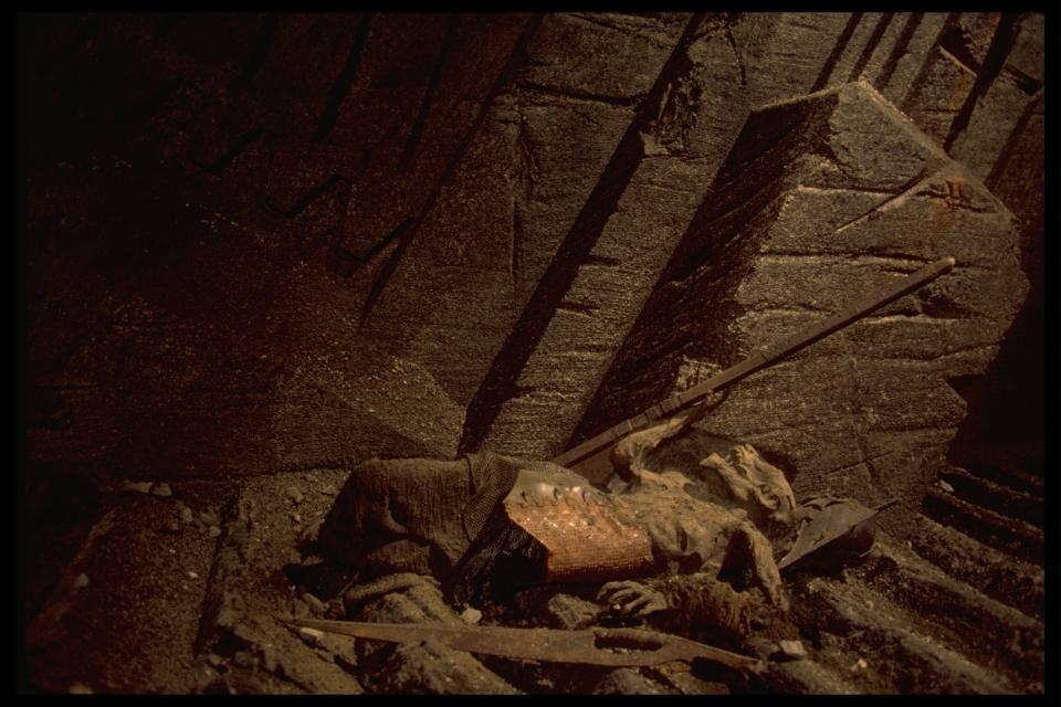 кадры из фильма Властелин Колец: Братство кольца