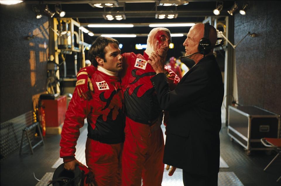 кадры из фильма Мишель Вальян: Жажда скорости
