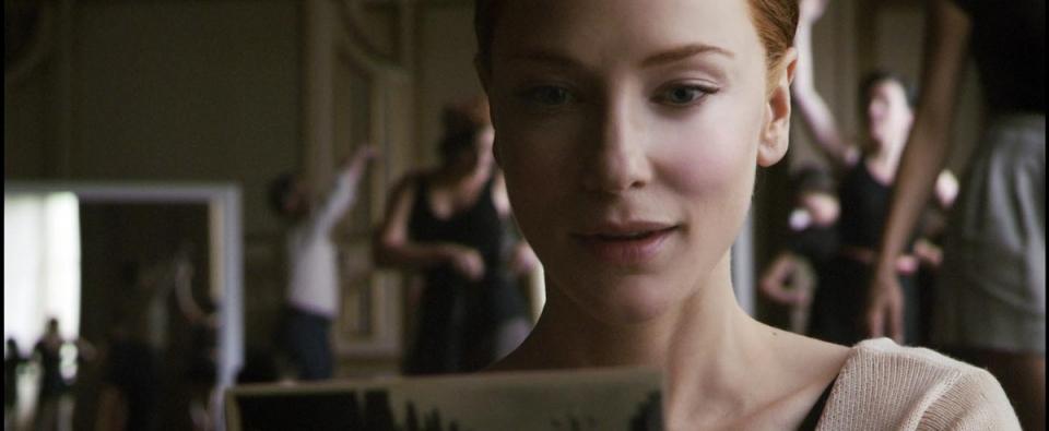 кадры из фильма Загадочная история Бенджамина Баттона Кейт Бланшетт,
