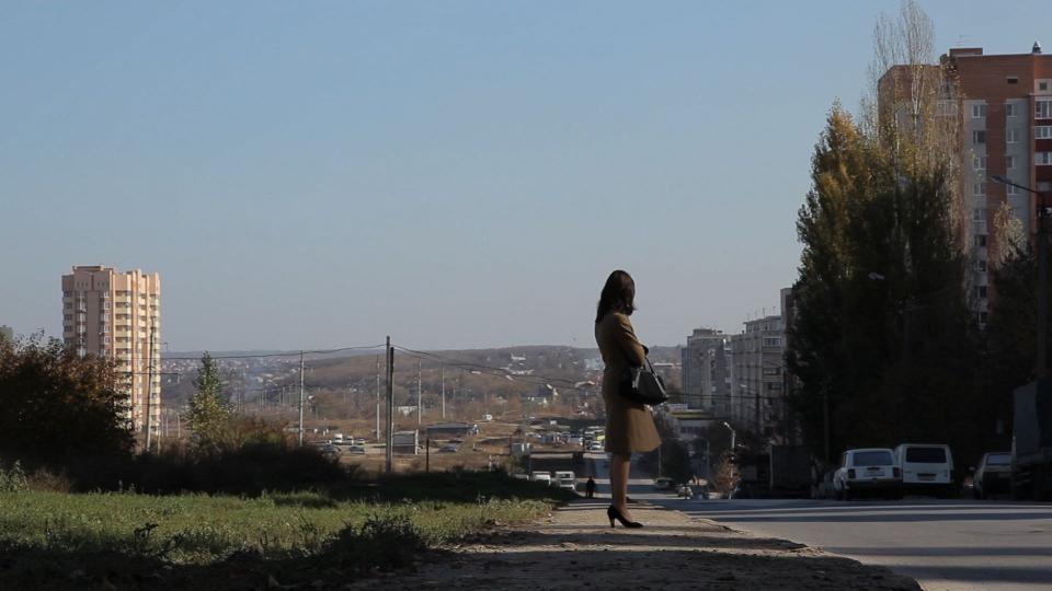 кадры из фильма Портрет в сумерках Ольга Дыховичная,