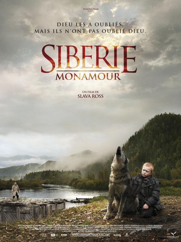 плакат фильма постер Сибирь, Монамур