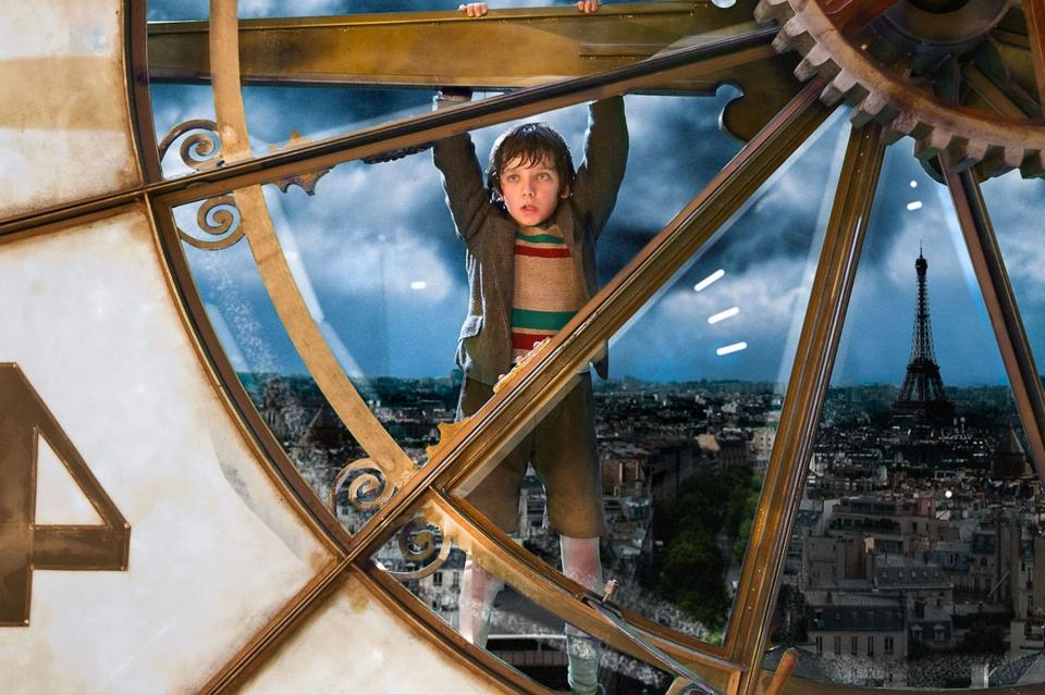 кадры из фильма Хранитель времени 3D Эйса Баттерфилд,