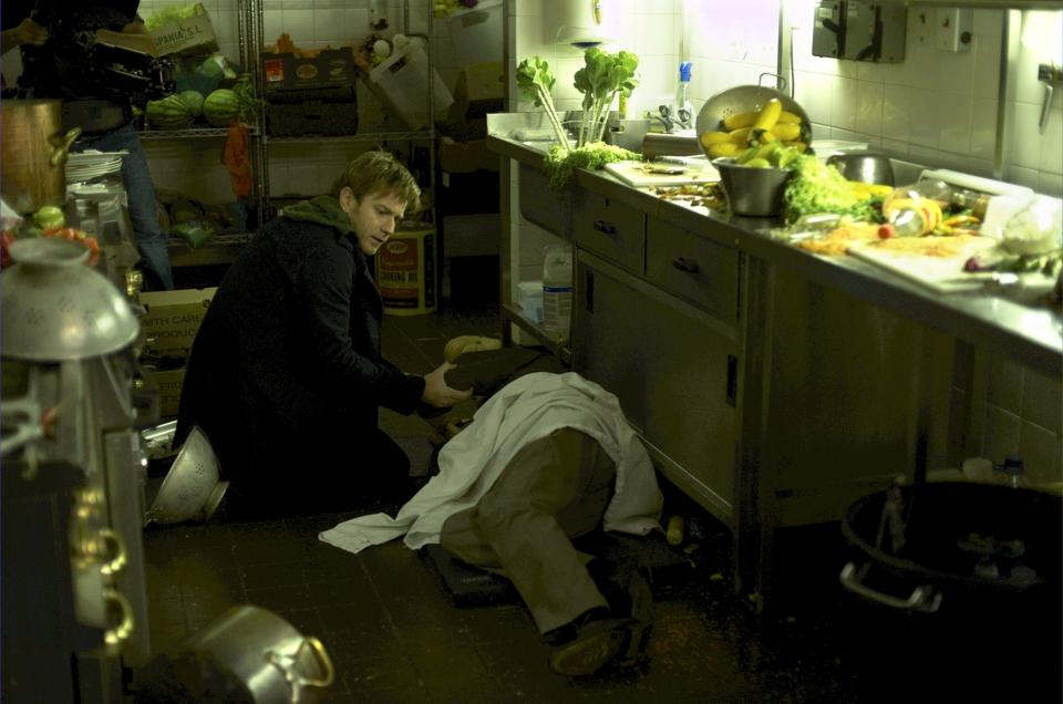 кадры из фильма Последняя любовь на земле Юэн МакГрегор,