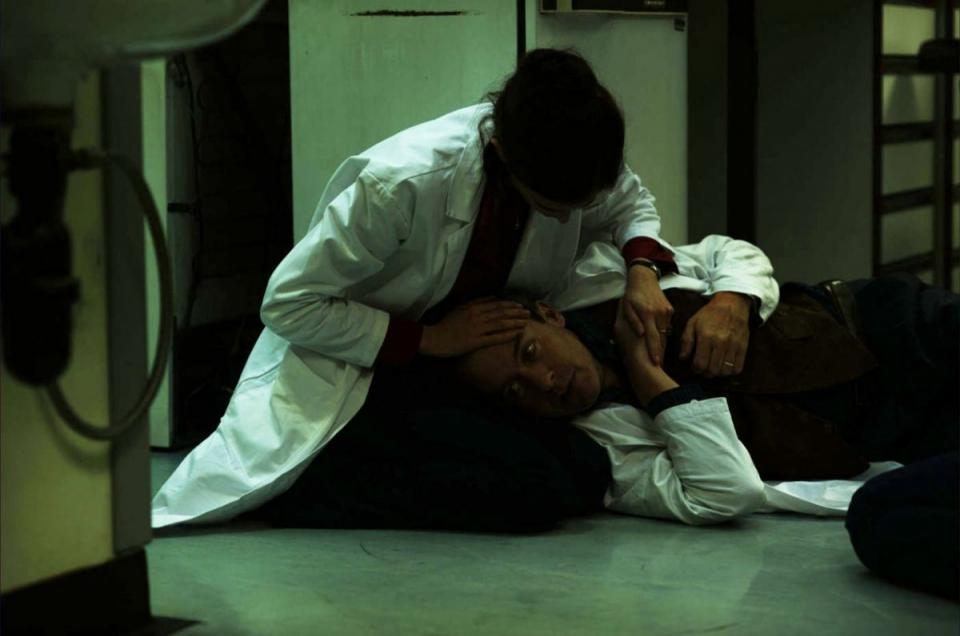 кадры из фильма Последняя любовь на земле Ева Грин,