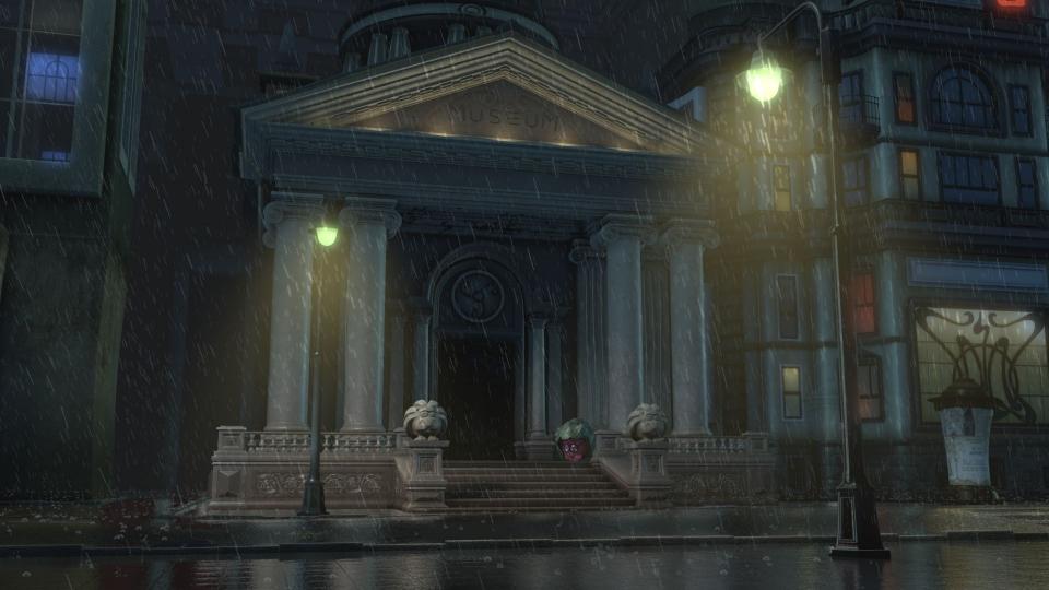 кадры из фильма Смешарики. Начало