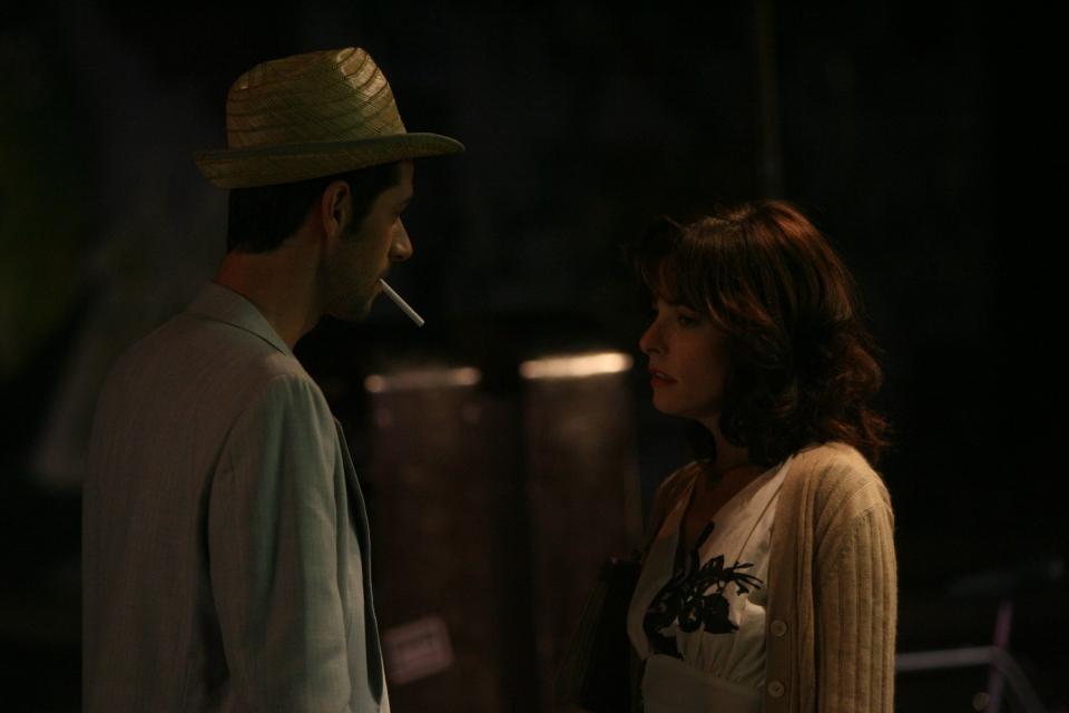 кадры из фильма Любовь со словарем Мельвиль Пупо, Паркер Пози,