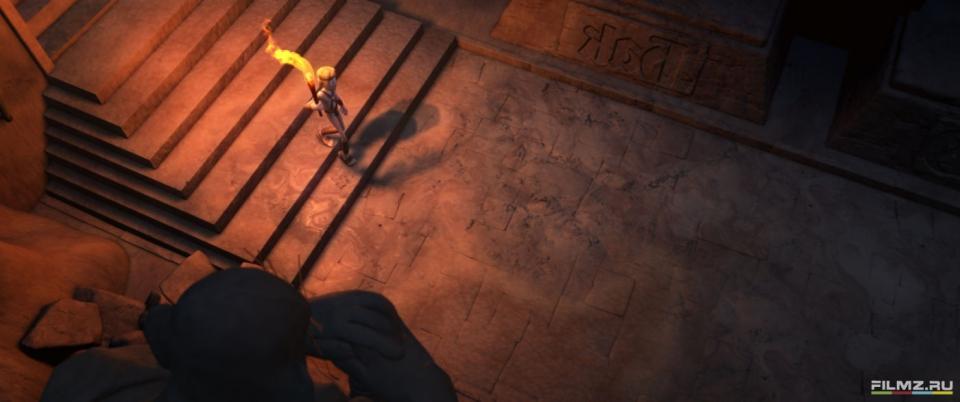 кадры из фильма Ронал-варвар