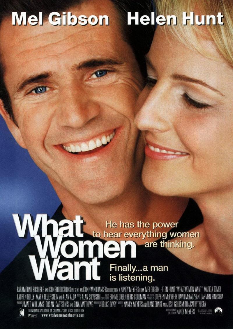 «Чего Хотят Женщины» / 2000
