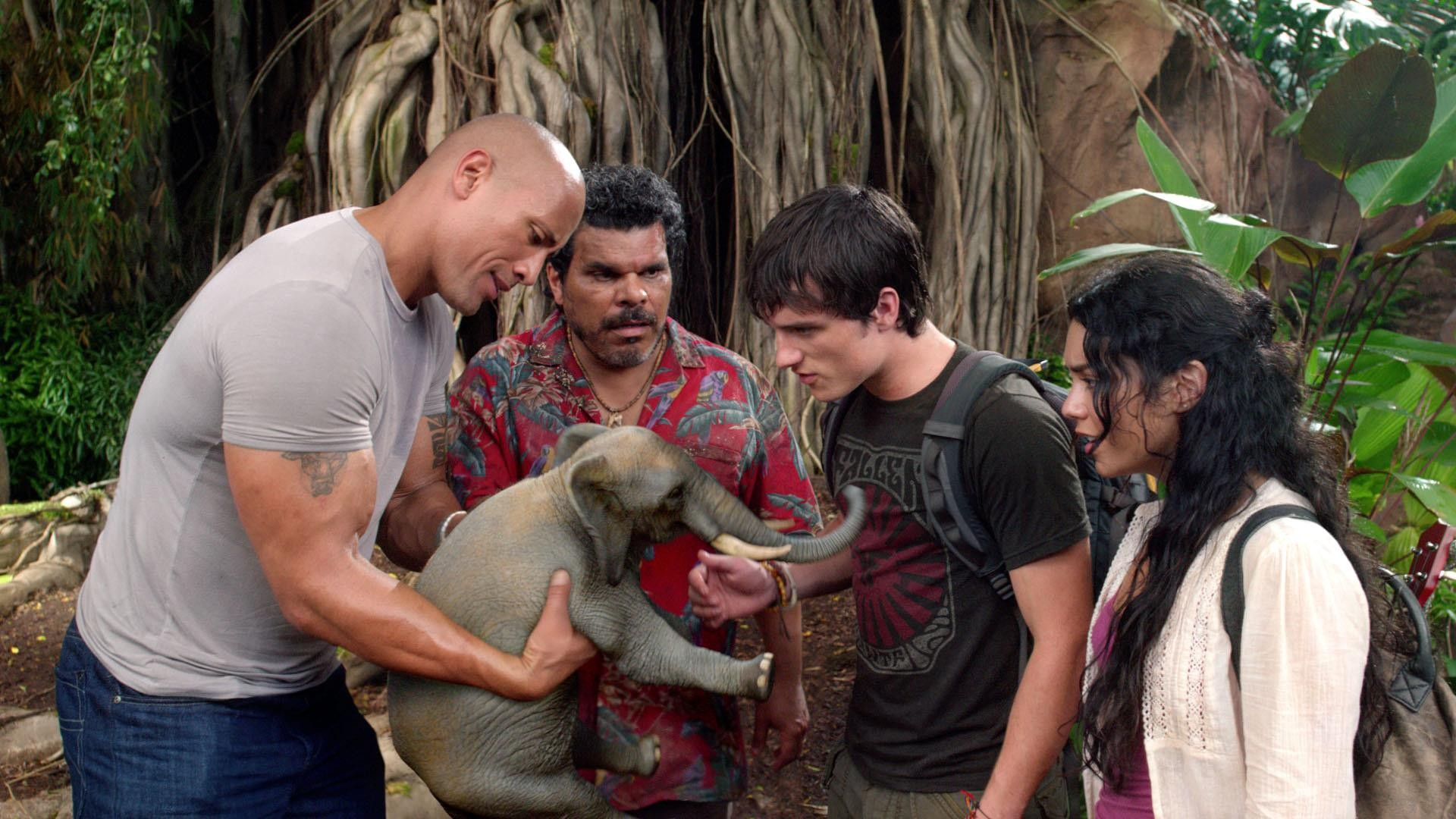 journey 2 the mysterious island Journey 2: the mysterious island starring josh hutcherson, dwayne the rock johnson and michael caine, this adventure comedy is the sequel to the first movie in 2008 this time, sean anderson and his new stepdad pack their gears and travel to an enigmatic island after receiving a coded signal.