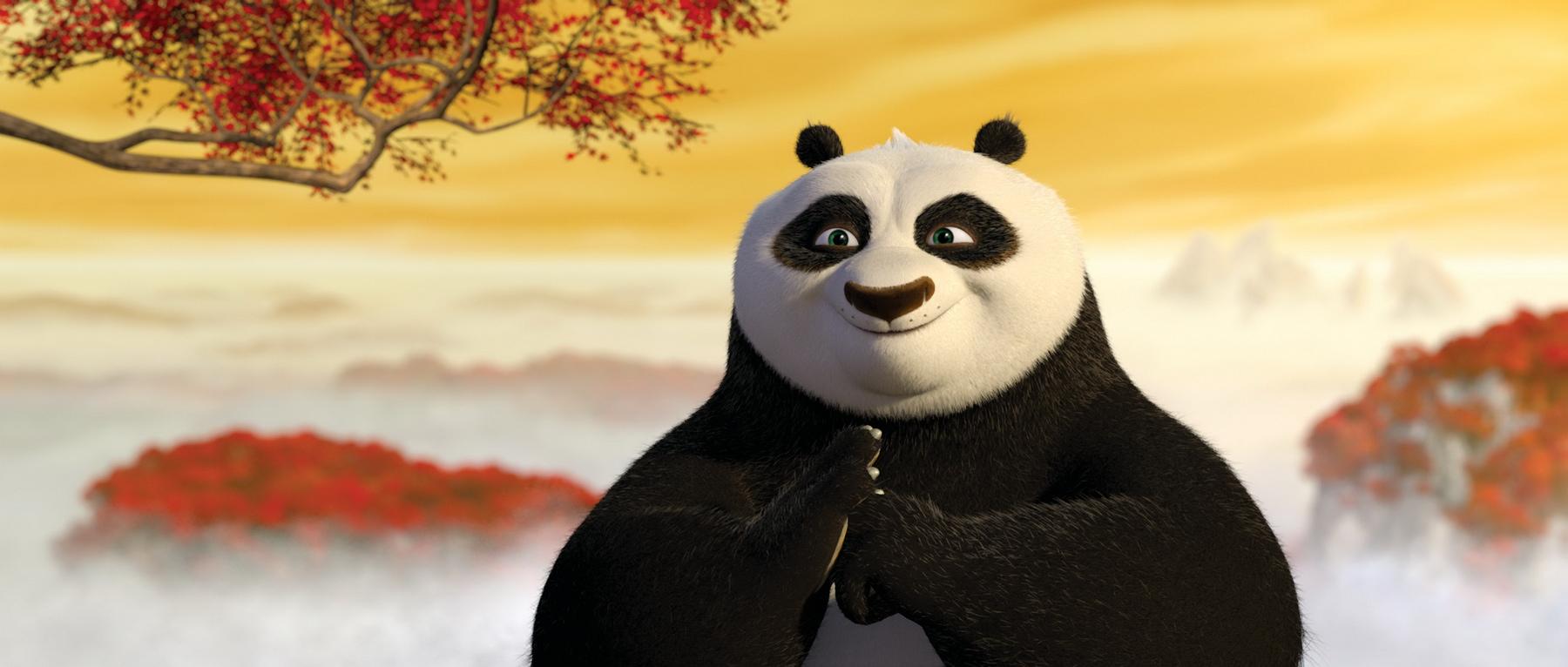 Мультфильм про панду на нашем сайте