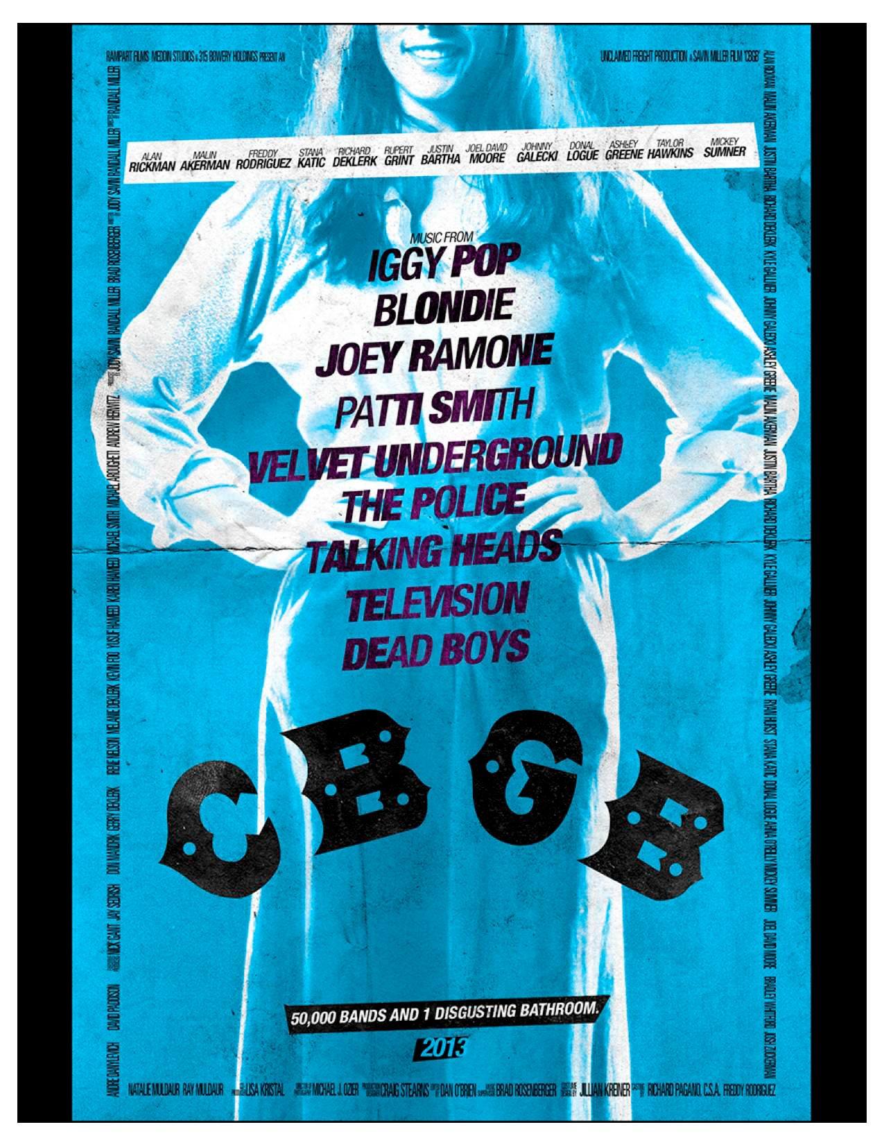 «Cbgb Фильм Википедия» — 1994