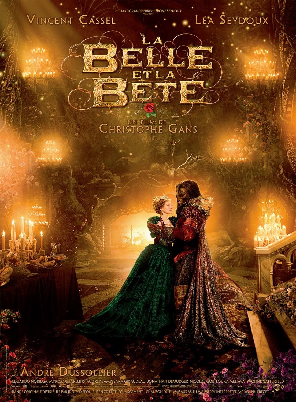 Постеры фильма: Красавица и чудовище - ФильмПро