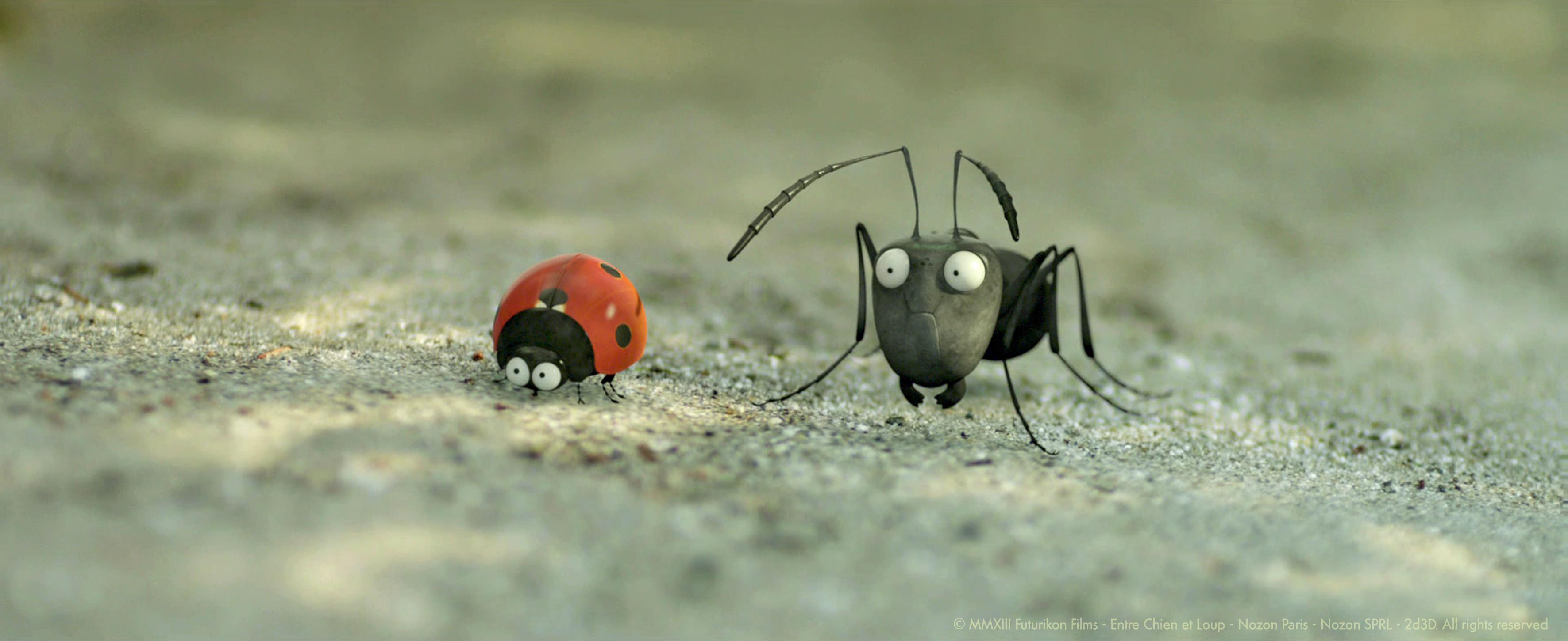 фото букашки приключение в долине муравьев вот кончаю только