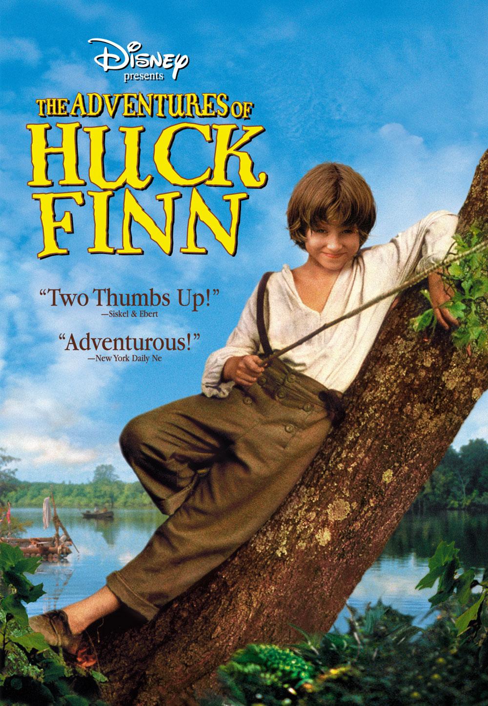 american experience in huck finn