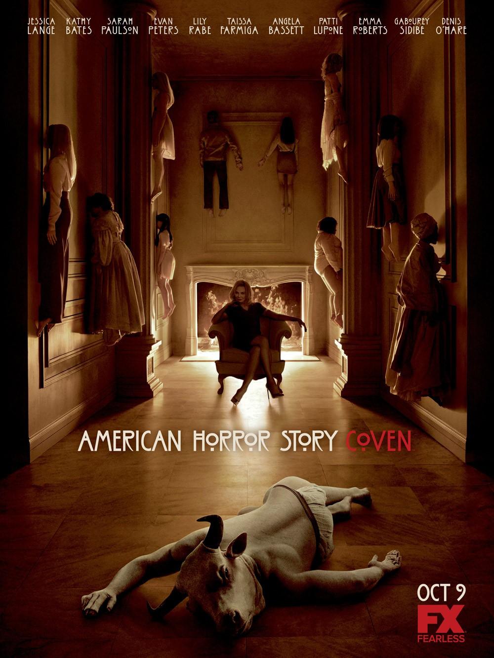 «Смотреть В Hd Американская История Ужасов 1 Сезон» / 2002