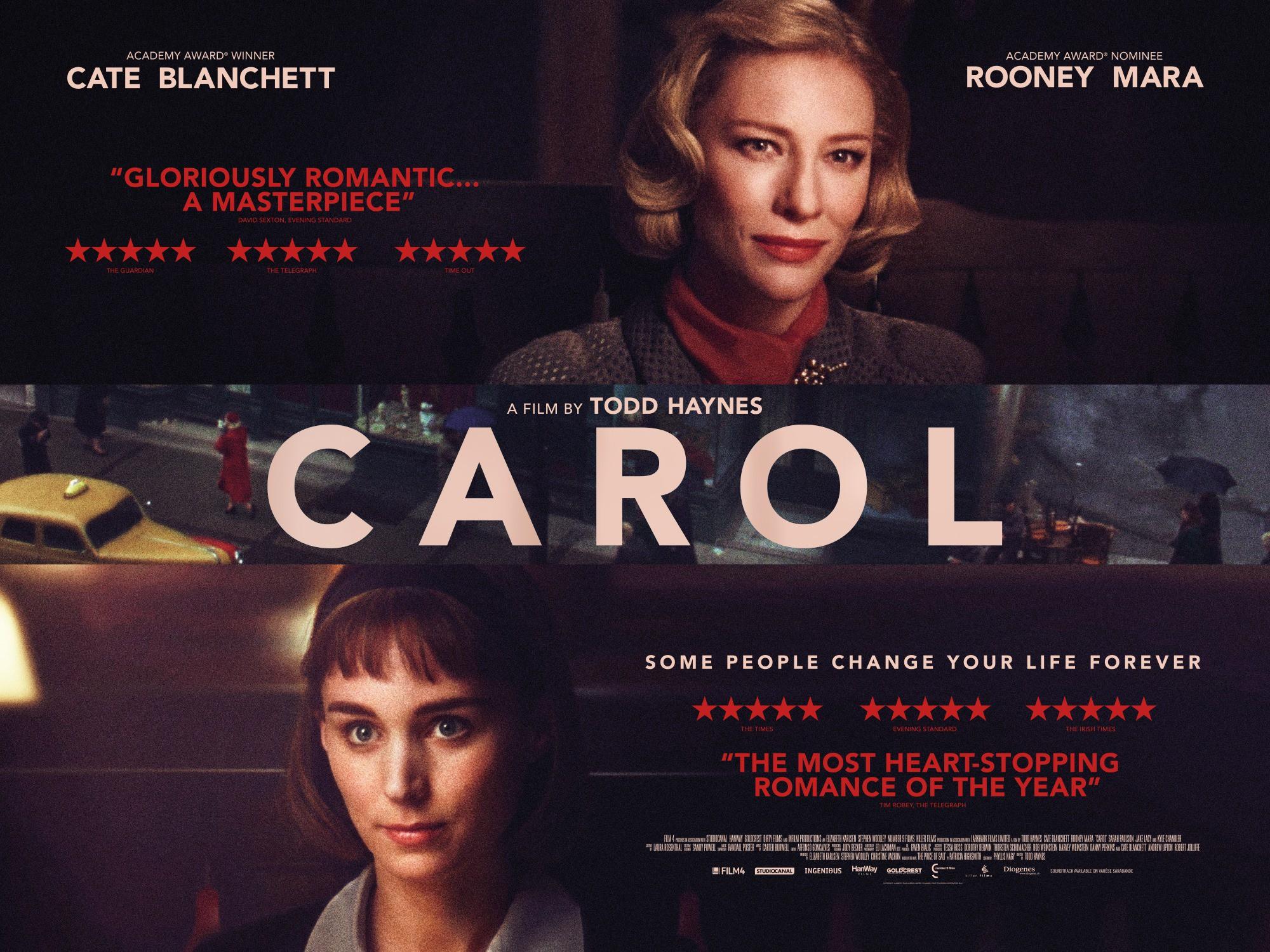 «Кэрол» — 2015