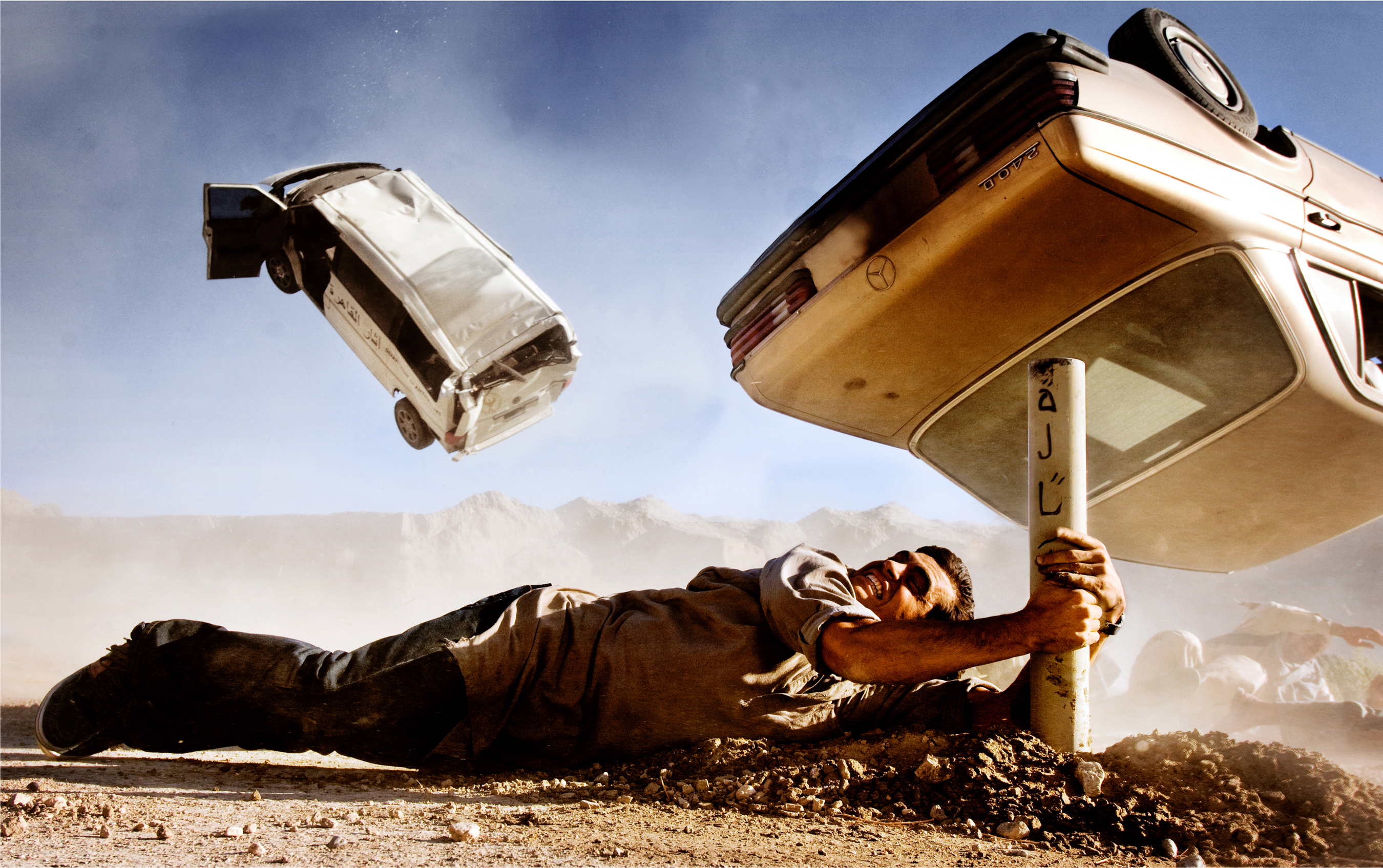 Новое фото кадров из фильма Трансформеры 2.