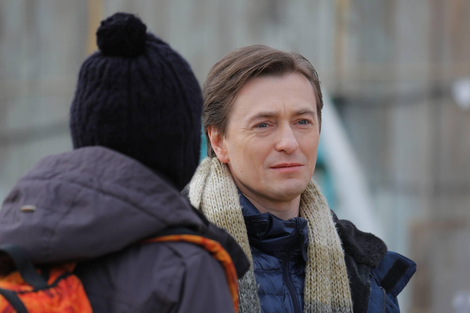 Сергей Безруков впервые показал внебрачных детей: как выглядят