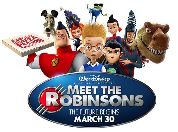Постеры :: Постеры к фильму В гости к Робинсонам / Meet the Robinsons