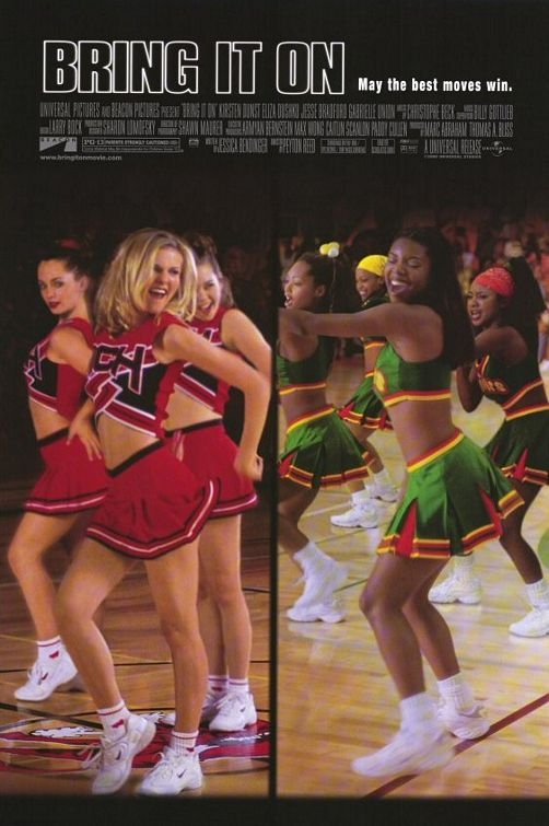 Amazoncom Bring It On Widescreen Collectors Edition