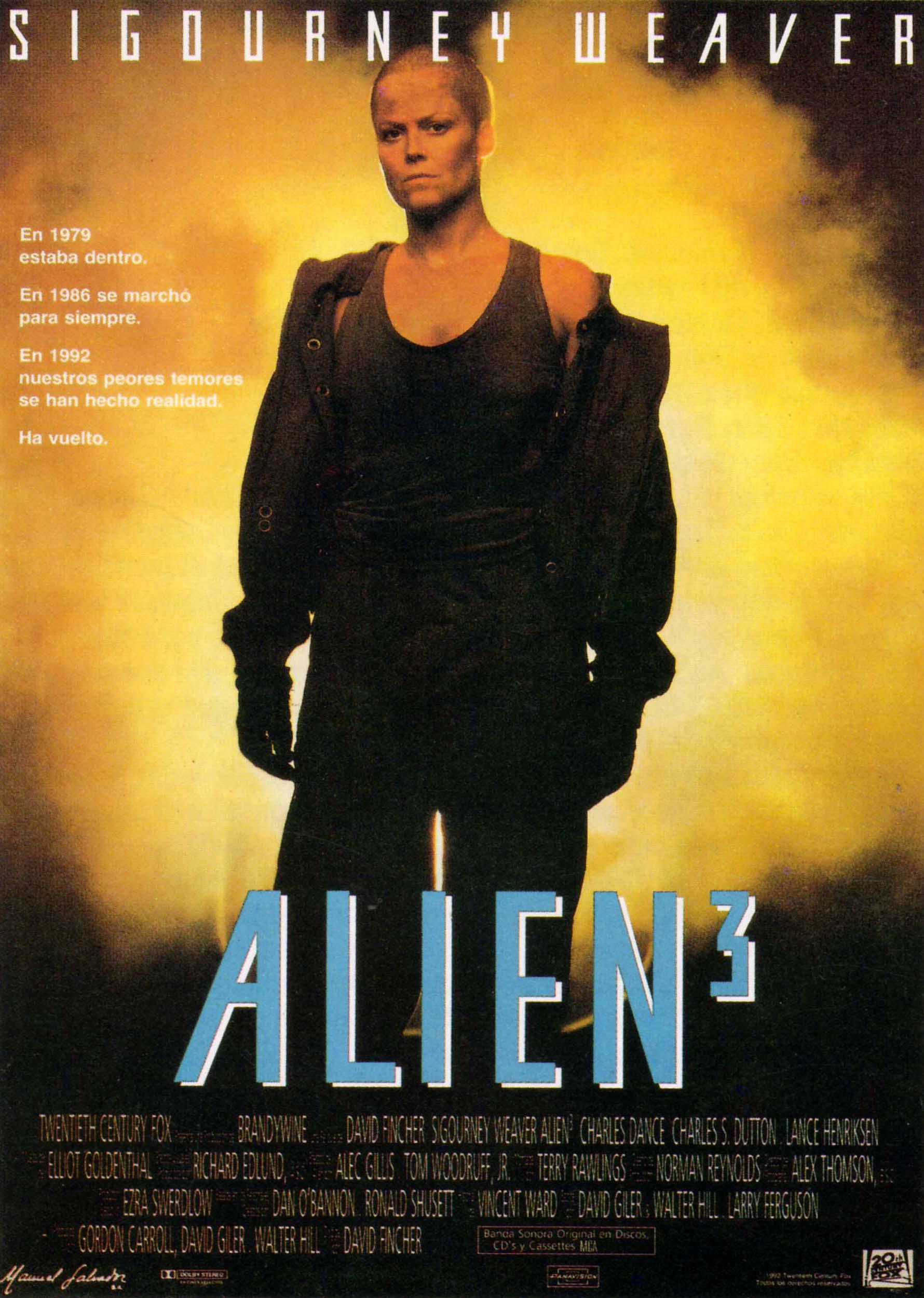 Чужой 3 alien 3 1992