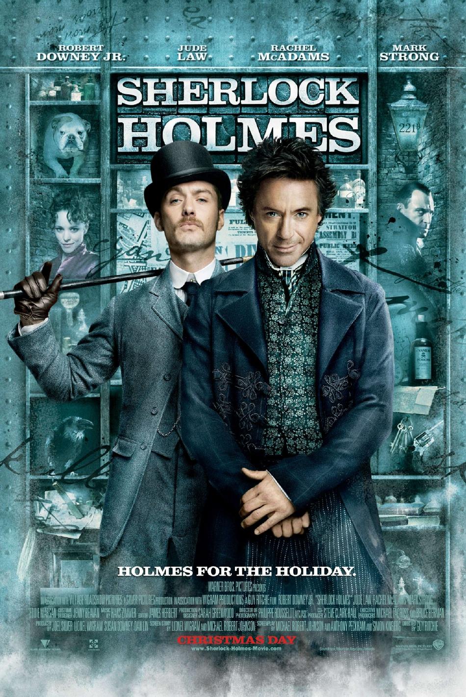 скачать фильм шерлок холмс