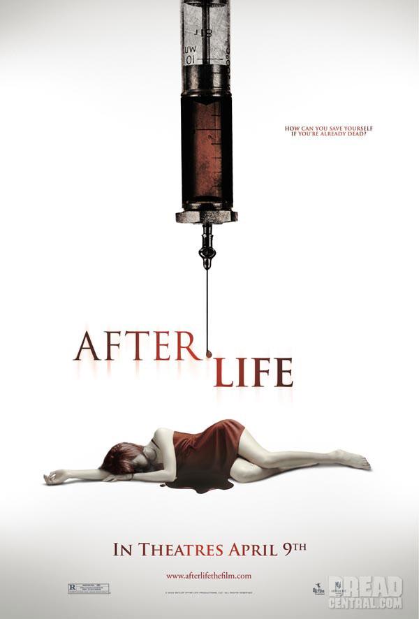 Ужасное Виденье С Голой Кристиной Риччи – Жизнь За Гранью (2009)