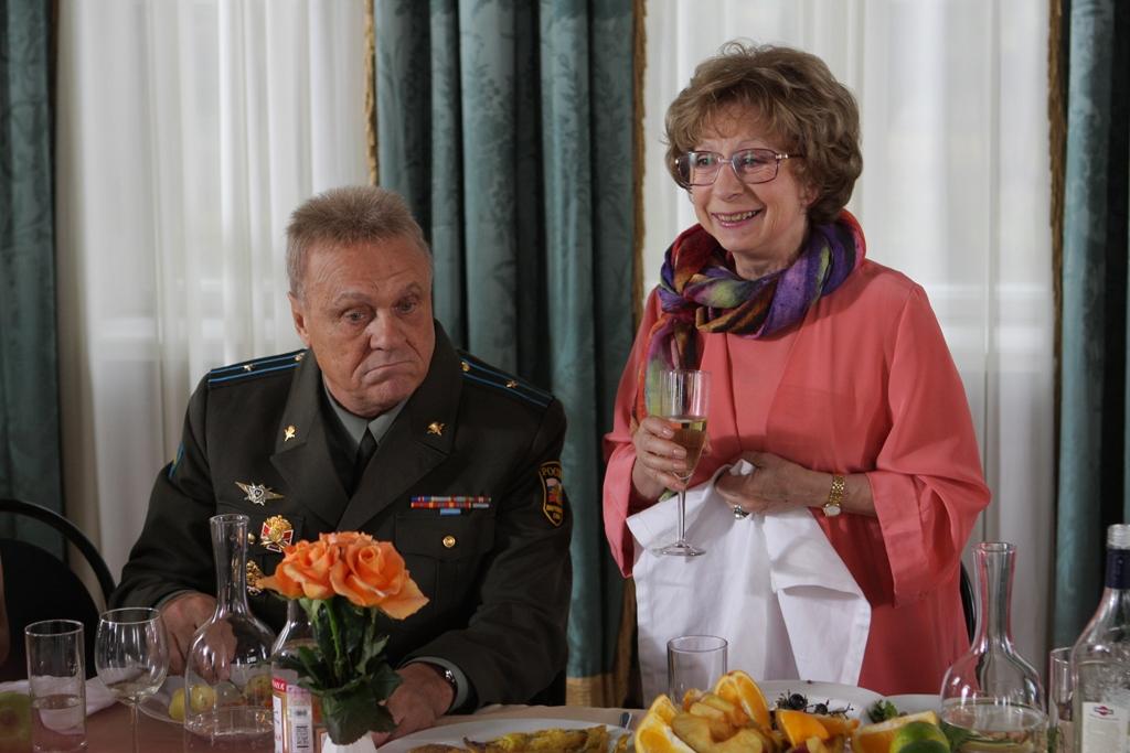 Любовь-морковь 3 (2011/DVDRip/1400МВ)
