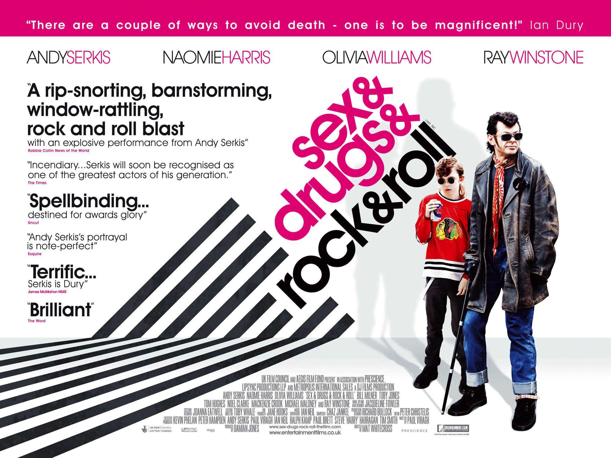 Постер 3 к фильму Секс, наркотики и рок-н-ролл (Sex & Drugs & Rock
