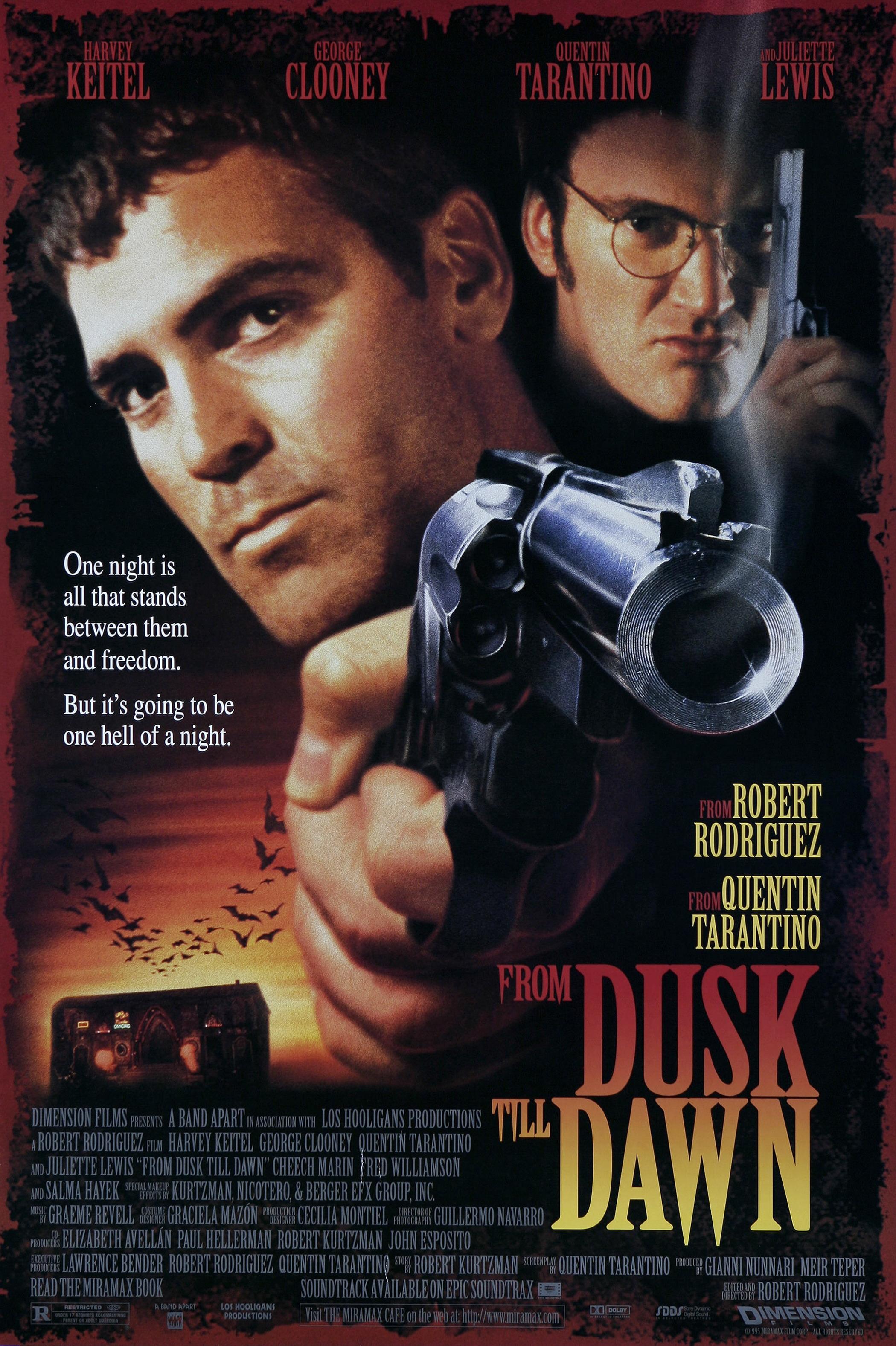 From Dusk Till Dawn (1996) izle
