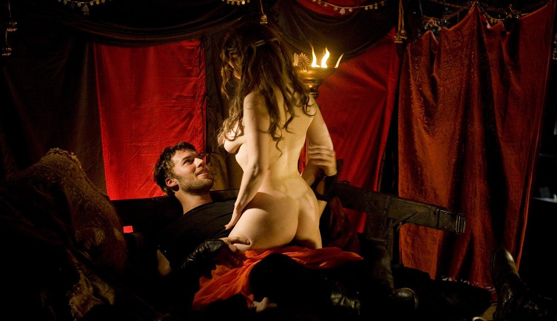 Захватывающе исторические фильмы с элементами порно