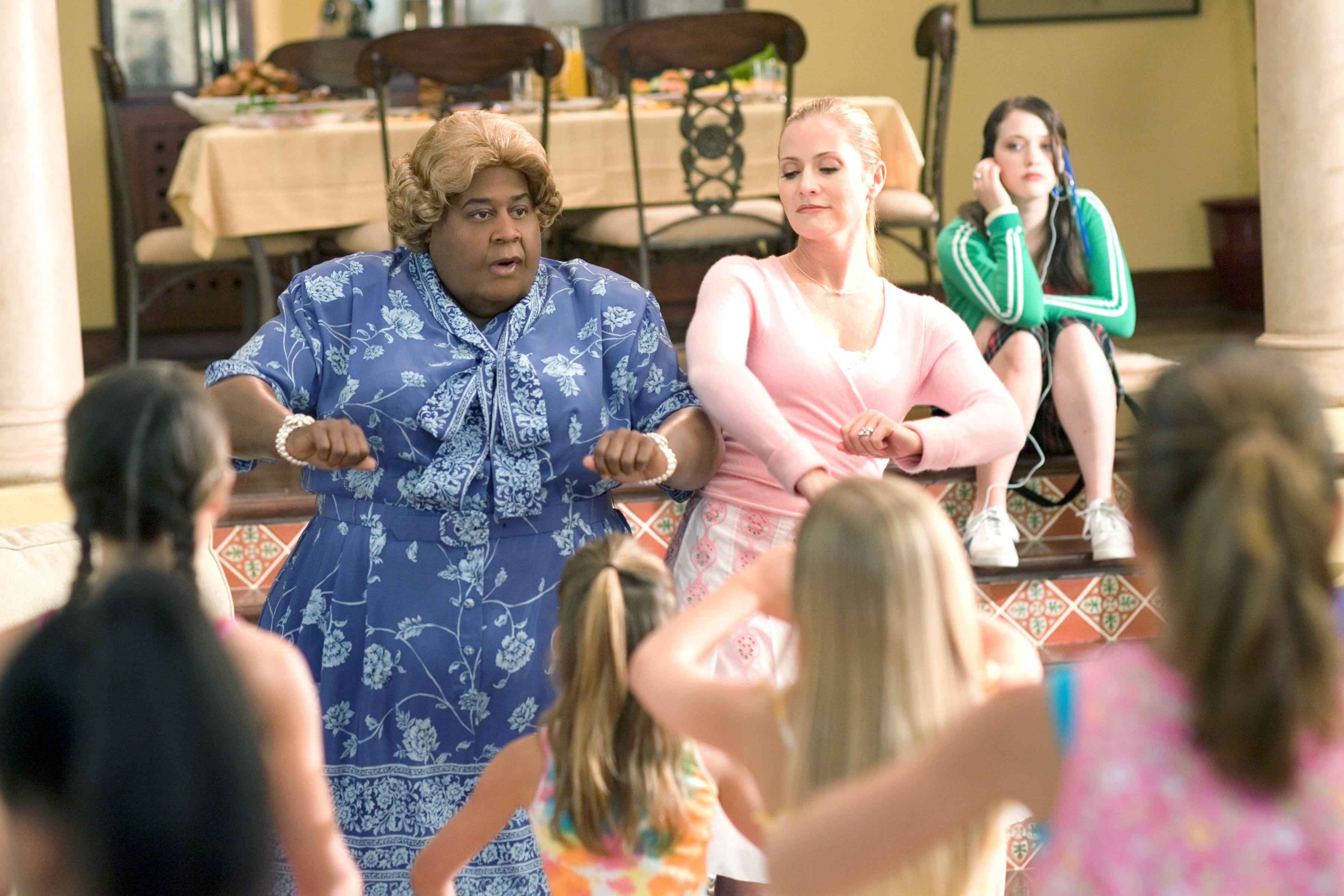 Фильм Дом большой мамочки 2 (Big Momma's House 2) - Купить на DVD.