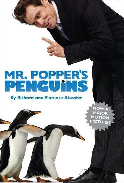 пингвины мистера поппера вышел