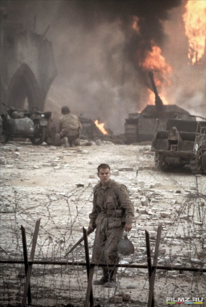 the realism in the film saving private ryan Essay film technique in saving private ryan and 90,000+ more term papers written by professionals and realism and social response and political influence in.